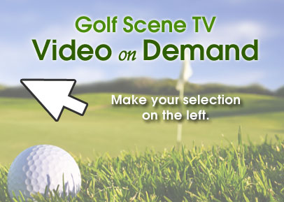 Golf Scene Video on Demand