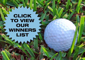 Golf Scene Prize Winners